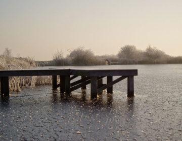 Gaastmeer stijger winter 2007