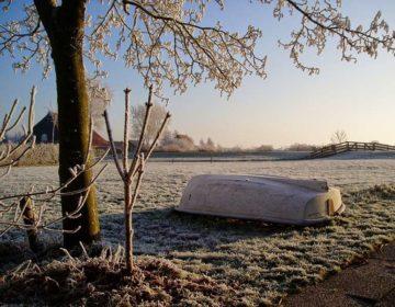 Gaastmeer winter 2007