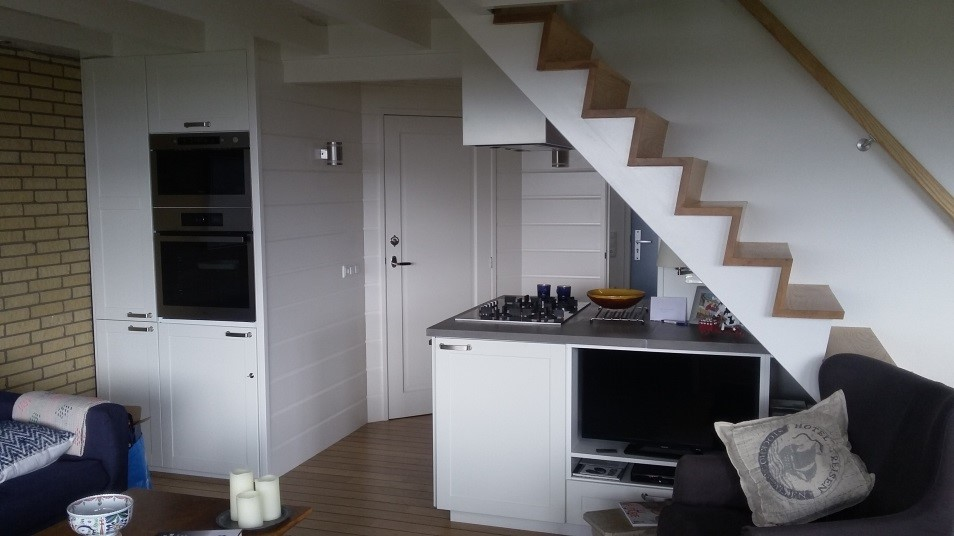 Huis trap vakantiehuis gaastmeer