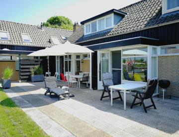 Vakantiehuis 6 Gaastmeer terras